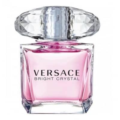 ورساچه صورتی versace - 10 ادکلن پرفروش زنانه