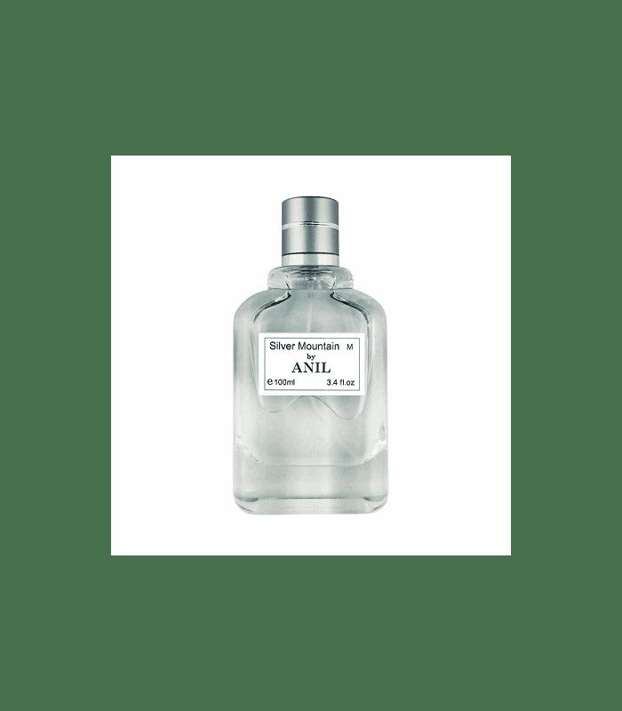 و ادکلن زنانه و مردانه آنیل سیلور مونتن واتر anil silver mountain water for men and women - لیستی از بهترین ادکلن های ایرانی
