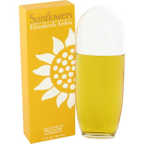 1239w - ادو تویلت زنانه الیزابت آردن Sunflower حجم 100ml