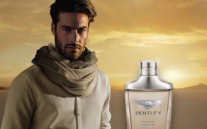 Bentley Infinite Frarance 1 - ادو تویلت مردانه بنتلی مدل Infinite حجم 100 میلی لیتر