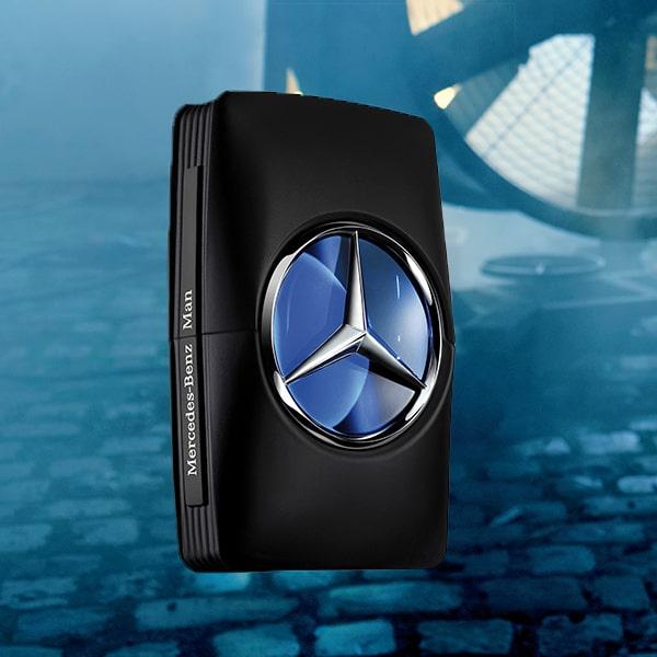 Mercedes Benz Man - ادو تویلت مردانه مرسدس بنز مدل Man حجم 100ml