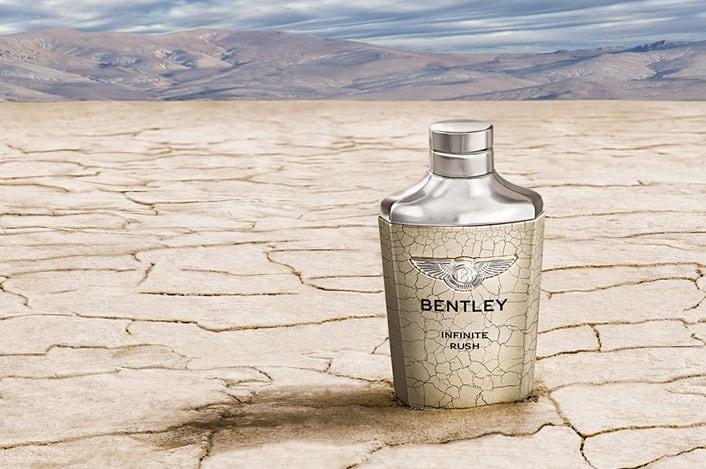 bentley shop bp - ادو تویلت مردانه بنتلی مدل Infinite Rush حجم 100 میلی لیتر