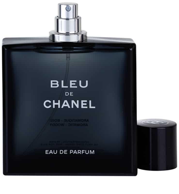 chanel bleu de chanel eau de parfum tester for men   20 - تستر اماراتی ادو پرفیوم مردانه شانل مدل Bleu de Chanel Parfum حجم 100 میلی لیتر