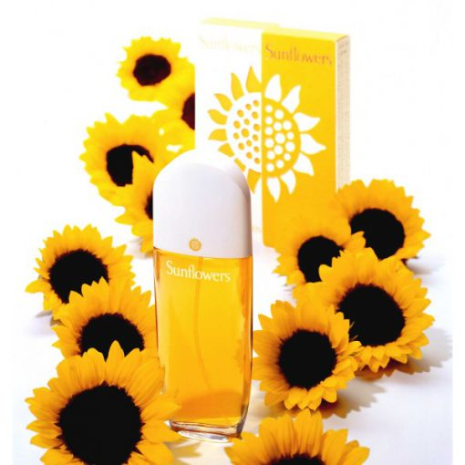 ادو تویلت زنانه الیزابت آردن Sunflower حجم 100ml