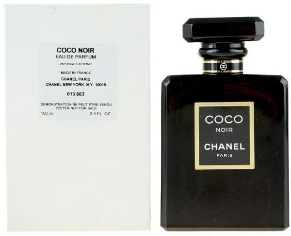 item XL 30491243 103119389 - تستر اماراتی ادو پرفیوم زنانه شانل مدل Coco Noir حجم 100 میلی لیتر