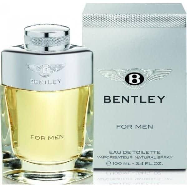 item XL 36643880 143587662 - ادو تویلت مردانه بنتلی مدل Bentley for Men حجم 100 میلی لیتر