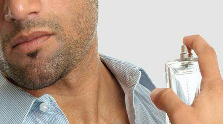 ایجاد حساسیت پوستی با عطر