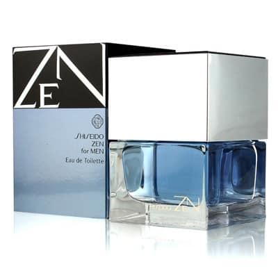 shiseido zen for men eau de toilette vaporizador 100 ml - ادو تویلت مردانه شیسیدو Zen for Men حجم 100ml