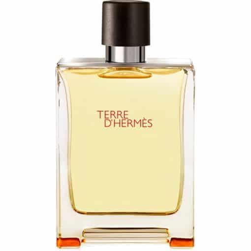 تستر اماراتی ادو تویلت مردانه هرمس مدل Terre D'Hermes حجم 100 میلی لیتر