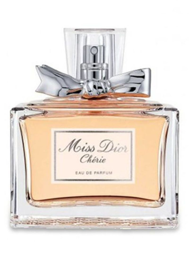 N11804080A 1 - تستر اماراتی ادو پرفیوم زنانه دیور مدل Miss Dior Cherie حجم 100 میلی لیتر