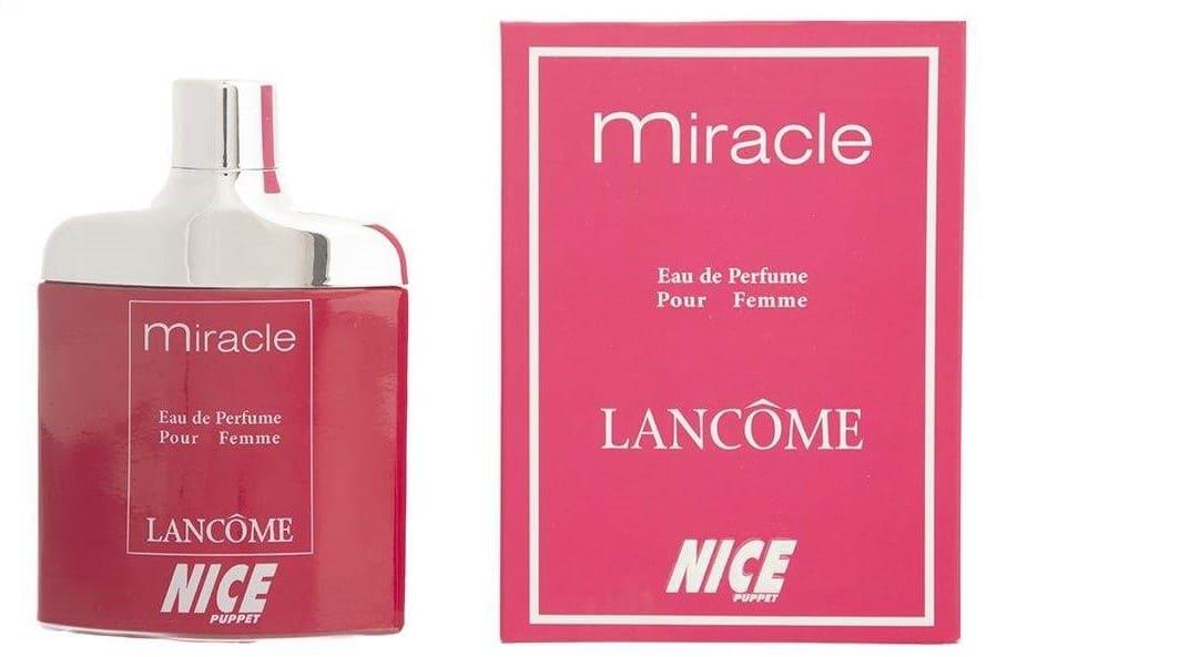 110825432 3 - ادو پرفیوم زنانه نایس مدل Lancome Miracle حجم 85 میلی لیتر