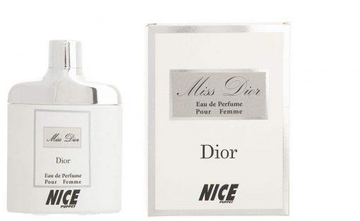 110825446 2 510x314 - ادو پرفیوم زنانه نایس مدل Miss Dior حجم 85 میلی لیتر