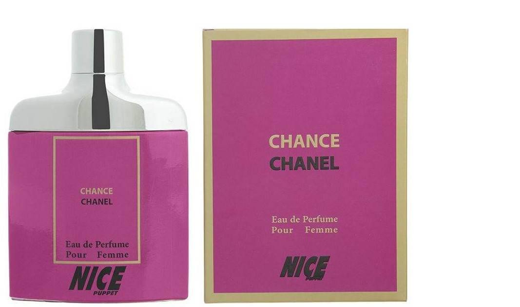 110830580 2 1 - ادو پرفیوم زنانه نایس مدل Chanel Chance حجم 85 میلی لیتر