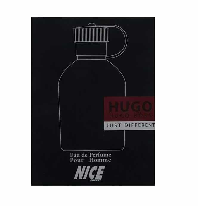 111125876 2 - ادو پرفیوم مردانه نایس مدل Hugo Boss Just Different حجم 85 میلی لیتر