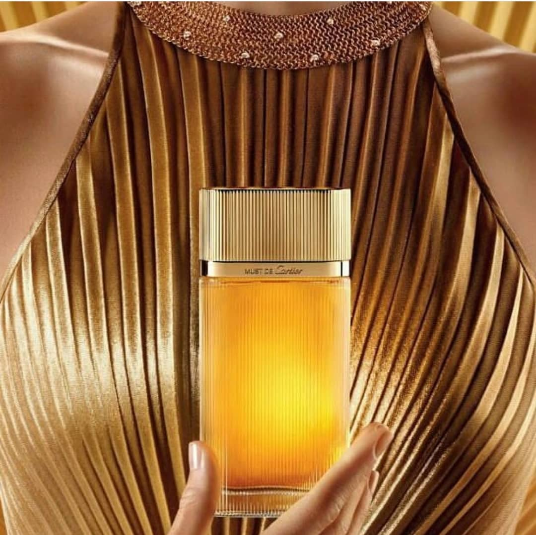 44698470 364185517661741 6142161343195832741 n - ادو پرفیوم زنانه کارتیه مدل Must De Cartier Gold حجم 100 میلی لیتر