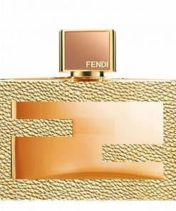 ادو پرفیوم زنانه فندی مدل leather essence حجم 50 میلی لیتر