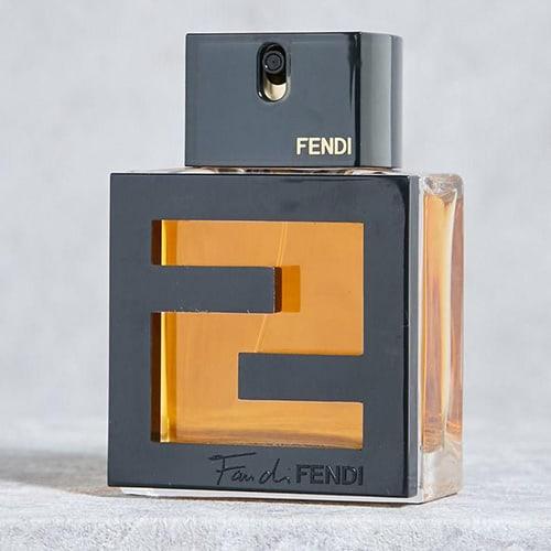4811 2 - ادو تویلت مردانه فندی مدل Fan di Fendi Pour Homme Assoluto حجم 100 میلی لیتر