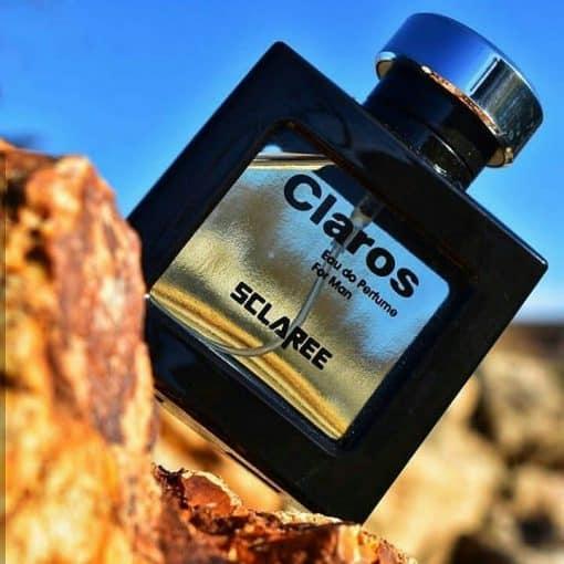 ادوپرفیوم مردانه اسکلاره مدل Claros حجم 100 میلی لیتر