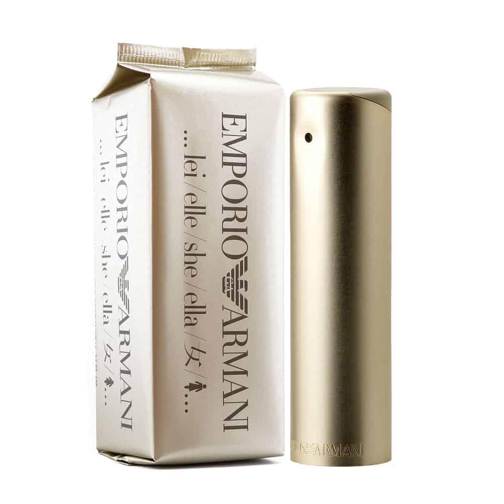 8404 2 Giorgio Armani Emporio Armani She   Eau De Parfum Spray - ادو پرفیوم زنانه جورجیو آرمانی مدل Emporio Armani she حجم 50 میلی لیتر