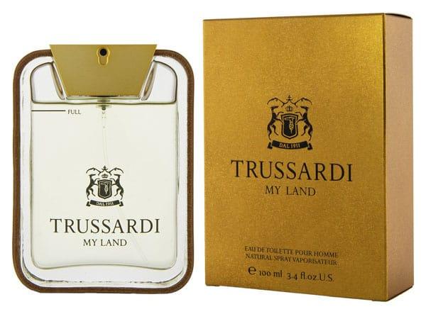 TrussardiMyland 2 - ادو تویلت مردانه تروساردی مدل مای لند حجم 100 میلی لیتر