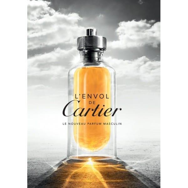 cartier l envol poster 1 600x600 0 - ادو پرفیوم مردانه کارتیه مدل L`Envol de Cartier حجم 80 میلی لیتر