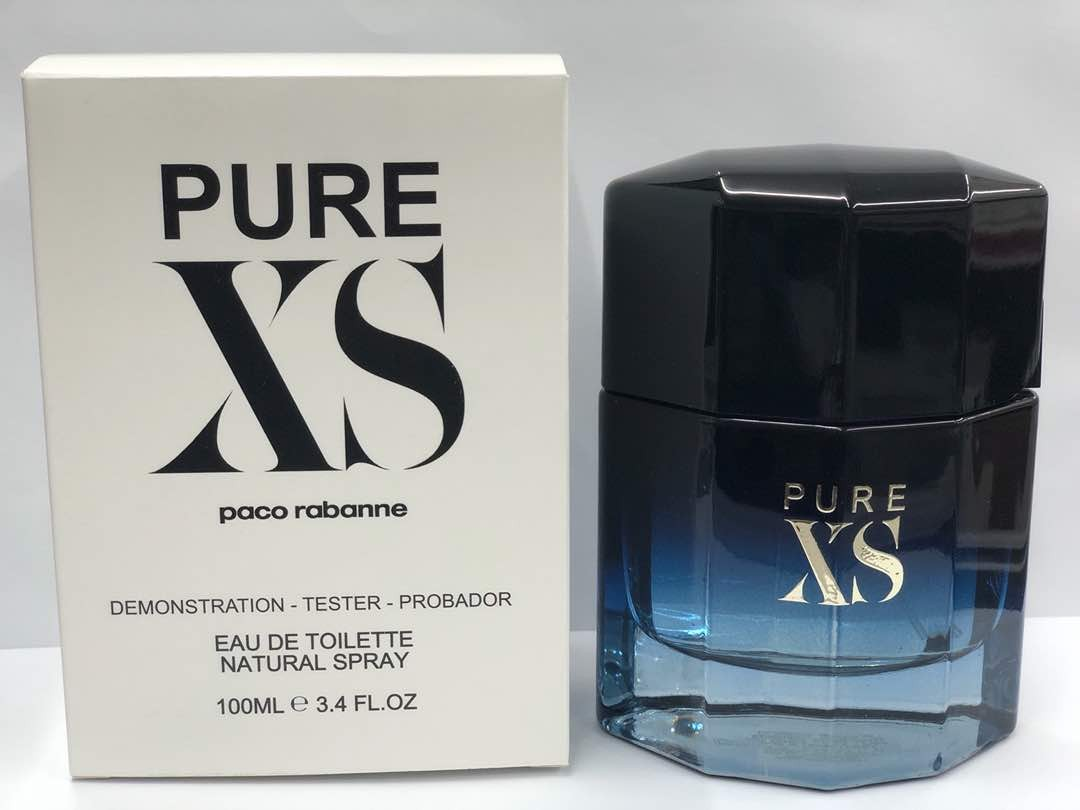 paco rabanne pure xs tester 1525695593 5751e775 - تستر اماراتی ادو تویلت مردانه پاکو رابان مدل Pure XS حجم 100 میلی لیتر