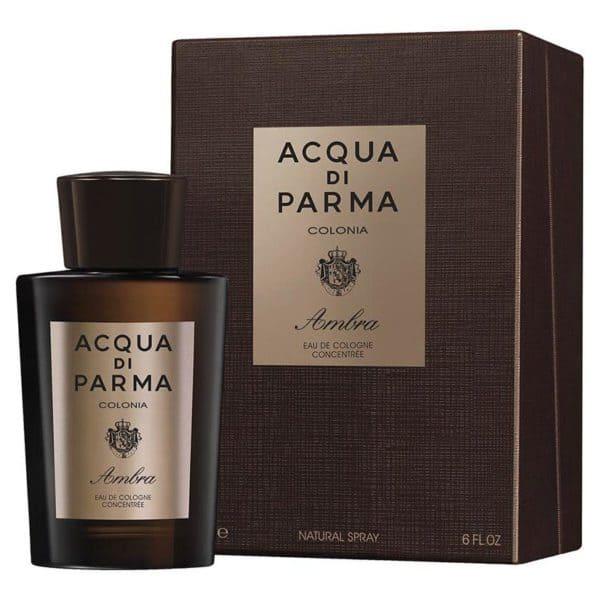 0d48cbd31c18d78e46986951e9a53245e09f11d5 Acqua Di Parma 001 1 600x600 - ادوکلن مردانه آکوا دی پارما مدل Colonia Ambra حجم 180 میلی لیتر