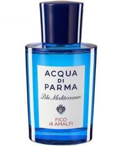 ادو تویلت مردانه آکوا دی پارما سری Blu Mediterraneo مدل Fico Di Amalfi حجم 150 میلی لیتر