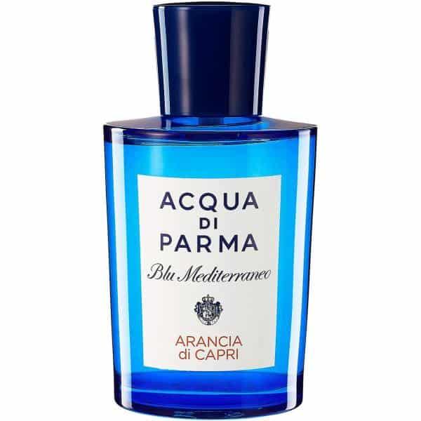 3077162 - ادو تویلت مردانه آکوا دی پارما سری Blu Mediterraneo مدل Arancia Di Capri حجم 150 میلی لیتر