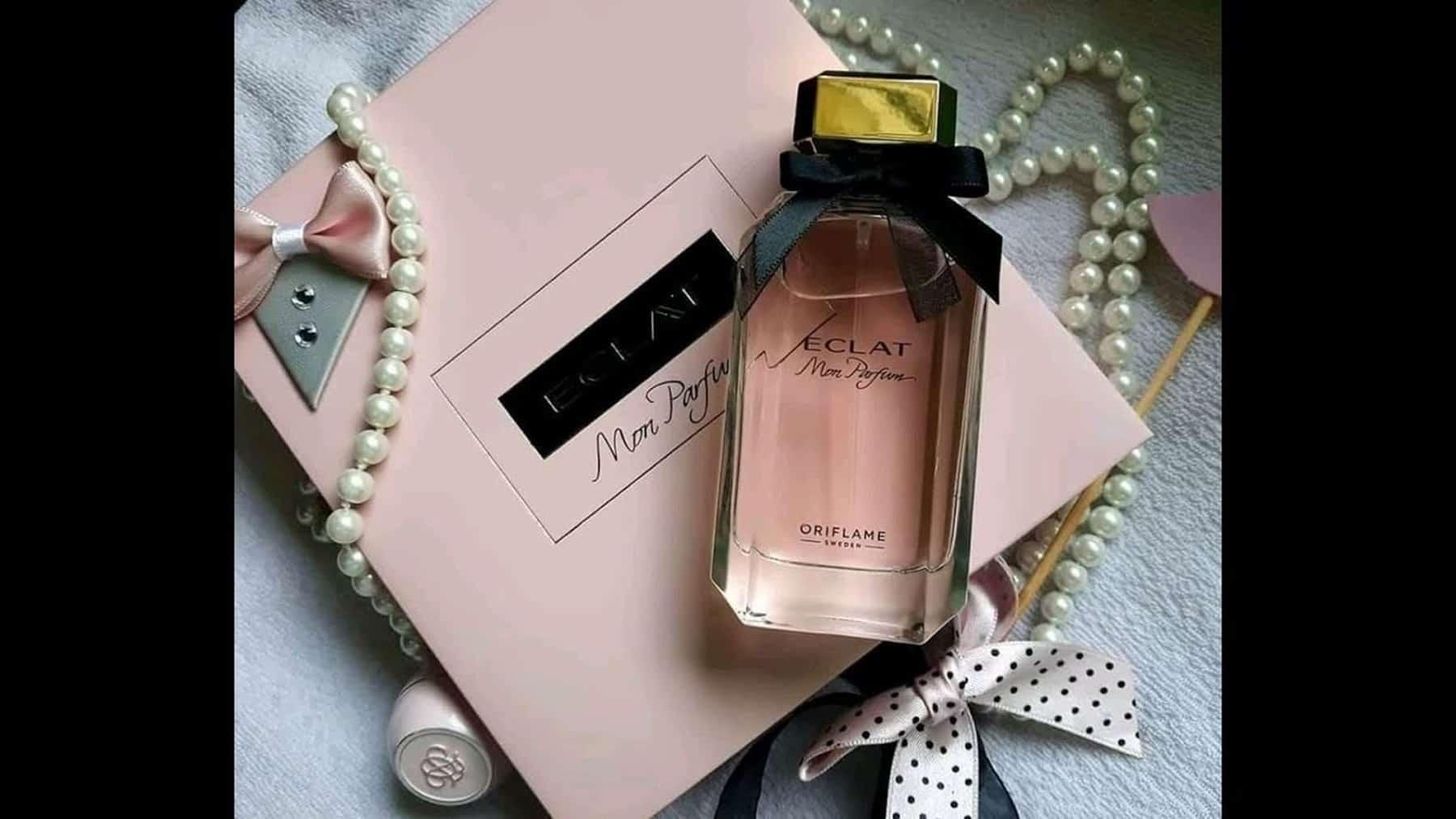 Eclat Mon Parfum parfem slika O 93322557 - ادوپرفیوم زنانه اوریفلیم مدل ECLAT mon Parfum حجم 50 میلی لیتر