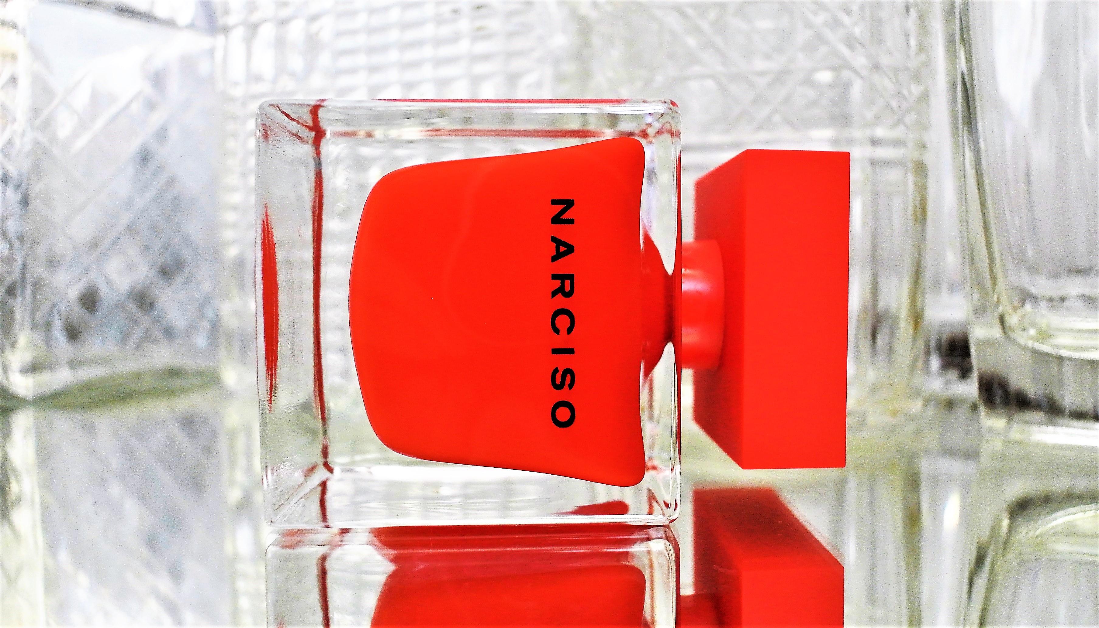 Narciso Rodriguez Rouge EDP 1 - ادو پرفیوم زنانه نارسیسو رودریگز مدل Narciso Rouge حجم 90 میلی لیتر