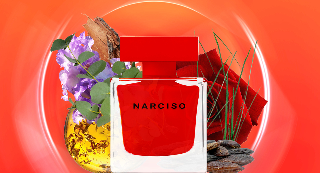 New Provocative Narciso Rouge Perfume by Narciso Rodriguez - ادو پرفیوم زنانه نارسیسو رودریگز مدل Narciso Rouge حجم 90 میلی لیتر