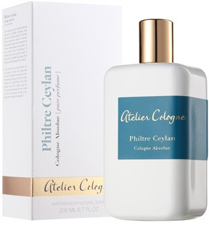 atelier cologne philtre ceylan for unisex eau de cologne 200ml - پرفیوم آتلیه کلون مدل Philtre Ceylan حجم 200 میلی لیتر