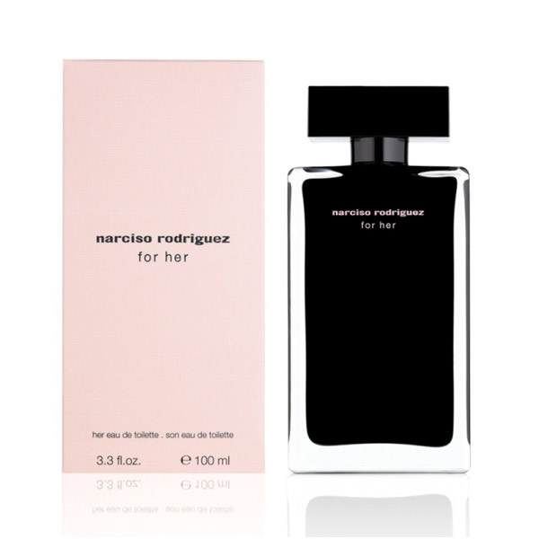 narciso rodriguez for her edt - ادو تویلت زنانه نارسیسو رودریگز مدل For Her حجم 100 میلی لیتر