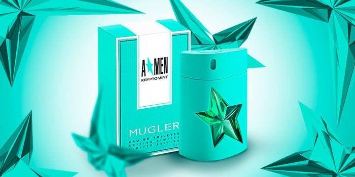 perfume thierry mugler amen kryptomint edt 100ml lacrado D NQ NP 692645 MLB31069535222 062019 F - ادو تویلت مردانه تیری ماگلر مدل Kryptomint حجم 100 میلی لیتر