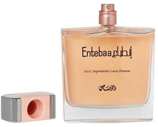 ادو پرفیوم زنانه ی الرصاصی مدل Entebaa For Women حجم 100 میلی لیتر