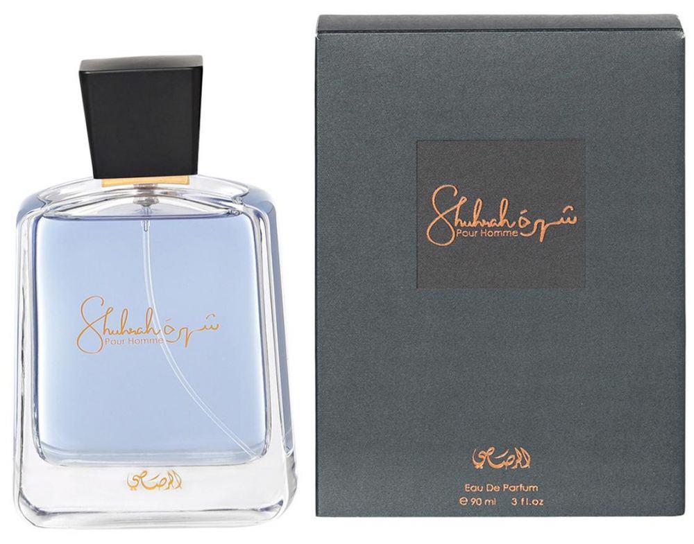 Shuhrah Pour Homme by Rasasi Eau de Parfum 90 ML - ادو پرفیوم مردانه ی الرصاصی مدل Rasasi Shuhrah Pour Homme حجم 90 میلی لیتر