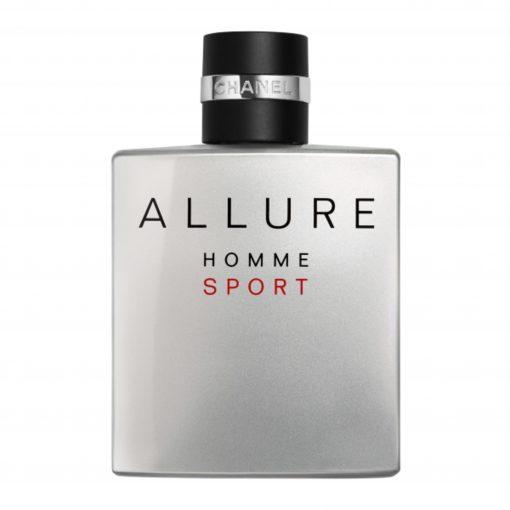 تستر اماراتی ادو تویلت مردانه شانل مدل Allure Homme Sport حجم 100 میلی لیتر