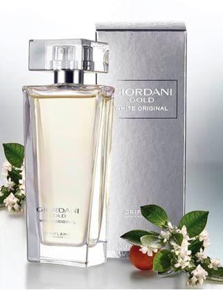 apa de parfum giordani gold white original 129 - ادو پرفیوم زنانه ی اوریفلیم مدل Giordani Gold White Original حجم 50 میلی لیتر