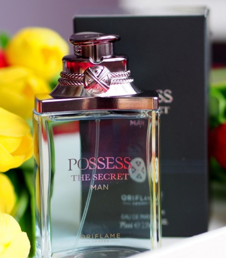 possess the secret man fragancia masculina de oriflame D NQ NP 833390 MLM27440157994 052018 F - ادو پرفیوم مردانه ی اوریفلیم مدل Possess The Secret Man حجم 75 میلی لیتر