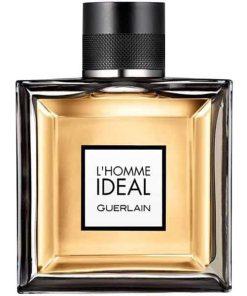 ادو تویلت مردانه گرلن مدل L'Homme Ideal حجم 100 میلی لیتر