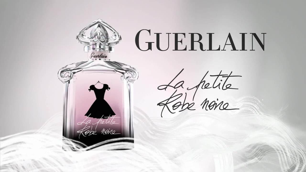 DLOokYc8UKM fB9H4xMDoxOjA4MTsiGN - ادو پرفیوم زنانه گرلن مدل La Petite Robe Noire حجم 100 میلی لیتر