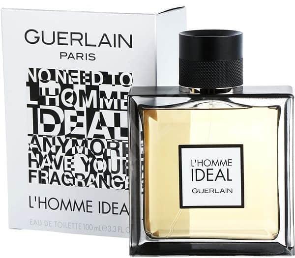 ImgW - ادو تویلت مردانه گرلن مدل L'Homme Ideal حجم 100 میلی لیتر