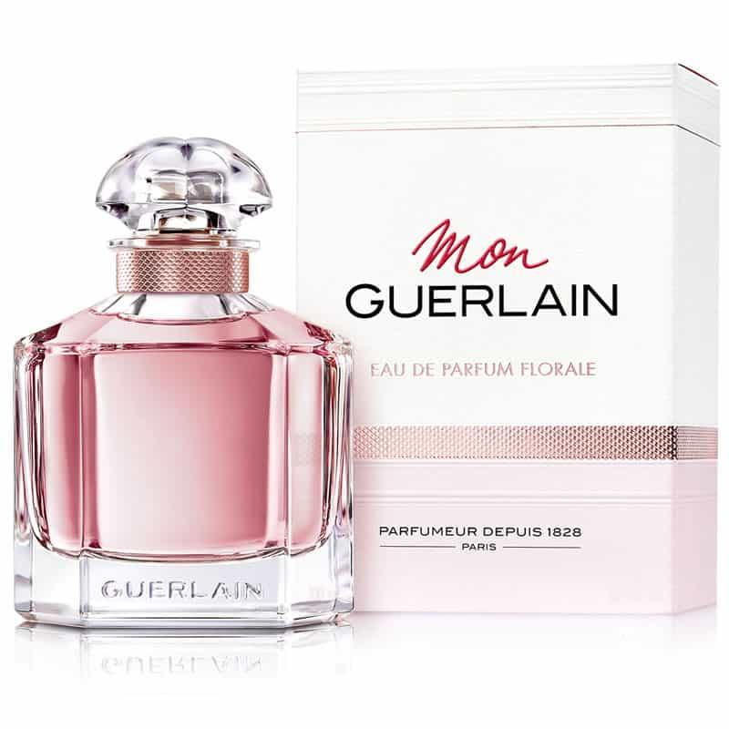 guerlain mon guerlain florale 50ml - ادو پرفیوم زنانه گرلن مدل Mon Guerlain حجم 100 میلی لیتر
