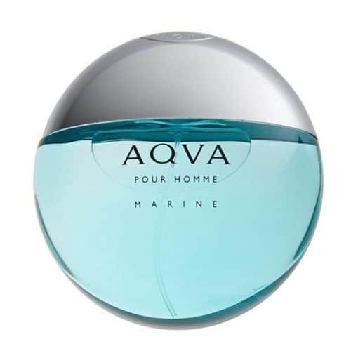 تستر اماراتی ادو تویلت مردانه بولگاری مدل Aqva Pour Homme Marine حجم 100میلی لیتر