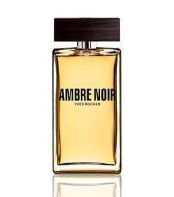 ادو تویلت مردانه ی ایو روشه مدل آمبر نوآر Ambre Noir حجم 100 میلی لیتر