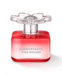 ادو تویلت زنانه ی ایو روشه مدل فلاور پارتی Flower Party حجم 50 میلی لیتر