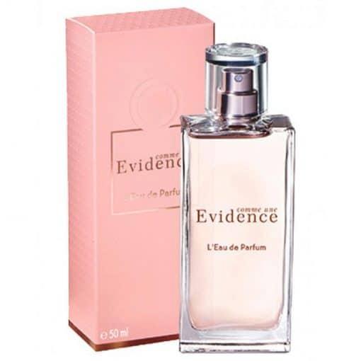 ادو پرفیوم زنانه ایو روشه مدل Comme une Evidence L'Eau de Parfum Intense حجم 50 میلی لیتر
