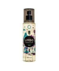 بادی اسپلش عطری مردانه اوربو (URBO) مدل Free Styler حجم ۱۵۰ میلی لیتر