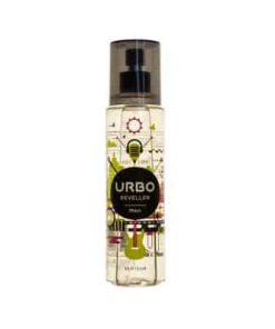 بادی اسپلش عطری مردانه اوربو (URBO) مدل Reveller حجم ۱۵۰ میلی لیتر